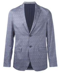 Etro | Print Blazer 48 Cotton/Acetate/Silk/Cupro