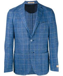Corneliani | Woven Check Jacket