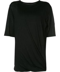 Forme D'Expression   Draped T-Shirt M