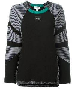 Adidas | Striped Panel Jumper 42