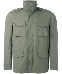 MP MASSIMO PIOMBO | Zip-Up Field Jacket Size 46
