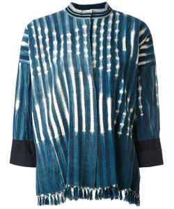 Forte Forte | Striped Fringed Jacket