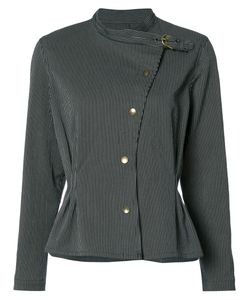 Isabel Marant | Collar-Buckle Blazer 36 Cotton/Spandex/Elastane
