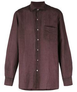 Massimo Alba | Рубашка С Узором В Виде Кармана