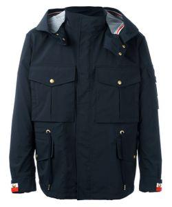 Moncler Gamme Bleu | Multi-Pocket Rain Jacket