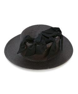 FEDERICA MORETTI | Bow Trim Hat