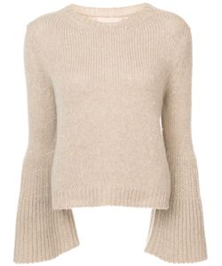 BROCK COLLECTION | Flared Sleeve Jumper Women