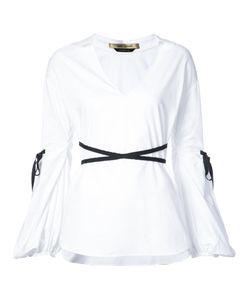 HELLESSY | Iris Open Collar Shirt Women