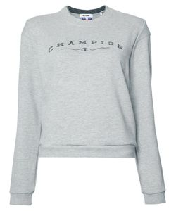 Re/Done | Reconstructed Champion Sweater Size