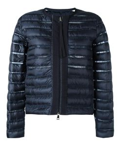 Moncler | Sheer Panel Padded Jacket 2 Polyamide/Polyester/Feather Down