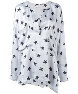 Faith Connexion | Star Raw Hem Tunic Size Xs