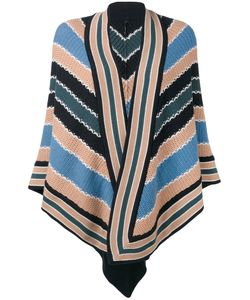 ANTONIA ZANDER | Striped Poncho One