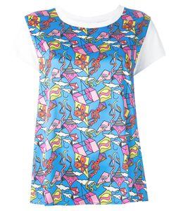 Ultràchic | Kites Print T-Shirt M