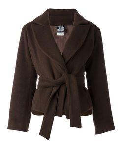 CLAUDE MONTANA VINTAGE | Robe Jacket Size