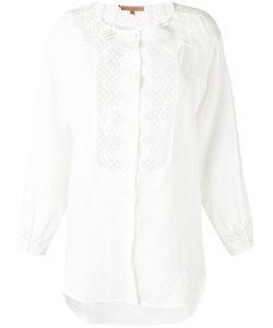 Ermanno Scervino | Embroidered Details Shirt