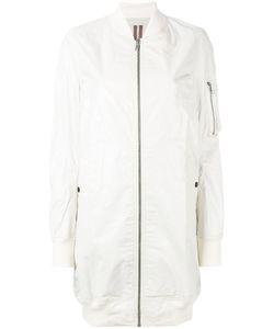RICK OWENS DRKSHDW   Zipped Coat