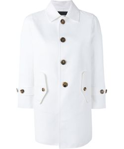 Dsquared2 | Cropped Sleeve Coat 44 Cotton