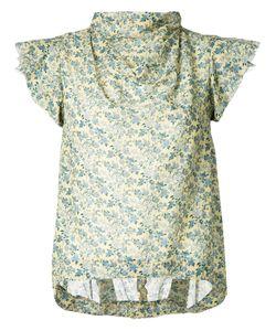 08SIRCUS | Print Top 36 Cotton/Cupro