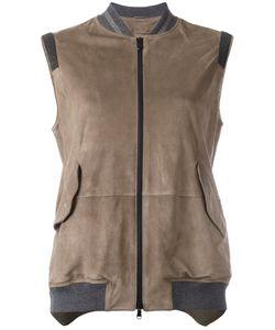 Brunello Cucinelli | Zipped Vest 38