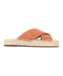 Michael Kors   Cross Sandals