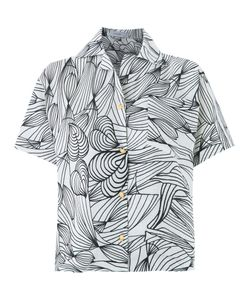 Isolda | Graphic Print Shirt 36