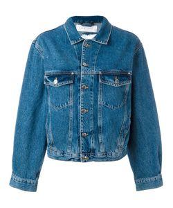 Iro | Distressed Denim Jacket 40