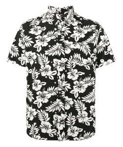 UNIFORM EXPERIMENT   Рубашка С Цветочным Принтом