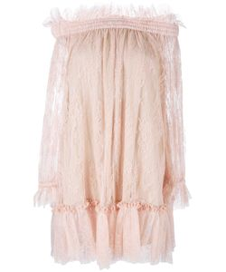Alexander McQueen | Lace Shift Dress