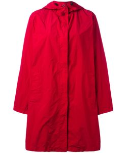 Issey Miyake Cauliflower | Hooded Oversized Jacket Polyester/Nylon