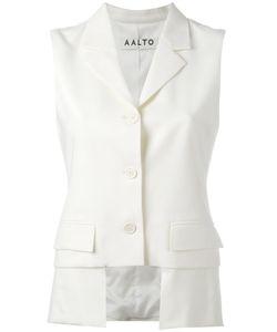 AALTO | Cropped Waistcoat 36