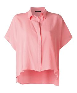 Roberto Collina | Boxy Shirt Small Silk
