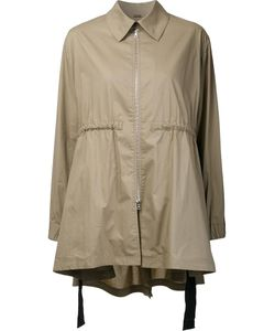 Adam Lippes | Drawstring Anorak Medium Cotton