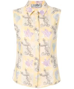 JC DE CASTELBAJAC VINTAGE | Рубашка Без Рукавов Bugs Bunny
