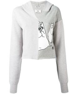 AALTO | Moomin Print Hoodie Size