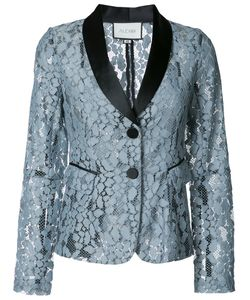 Alexis | Embroidered Blazer Size Small
