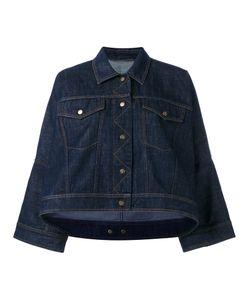 Kenzo | Cape Denim Jacket 36