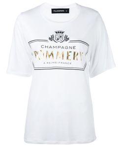 Filles A Papa | Champagne Print T-Shirt