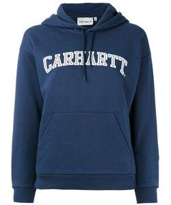 Carhartt | Logo Print Hoodie Size Large