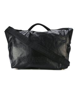 Dsquared2 | Nero Duffel Bag Cotton/Polyamide