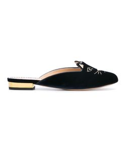 Charlotte Olympia | E005194vmk 460 Leather/Fur/Exotic Skins-Gtleather
