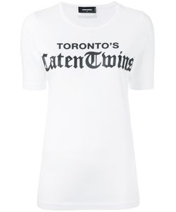 Dsquared2 | Torontos Caten Twins T-Shirt Medium Cotton