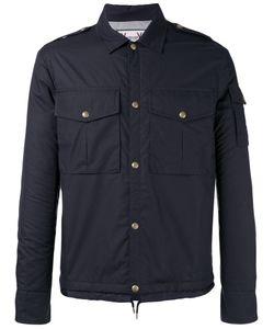 Moncler Gamme Bleu | Куртка На Кнопках