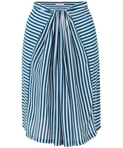 Humanoid | Striped Skirt