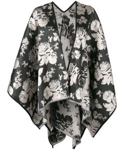 ERMANNO GALLAMINI | Tiger Print Waterfall Hem Jacket