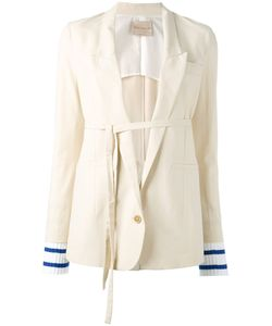 Erika Cavallini | Hunter Blazer 40 Cotton/Virgin Wool/Polyester