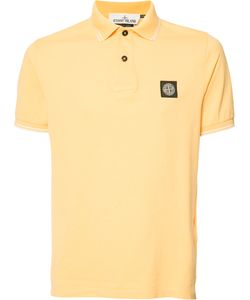 Stone Island | Logo Patch Polo Shirt Size Xl