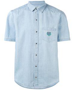 Kenzo | Джинсовая Рубашка С Нагрудным Карманом