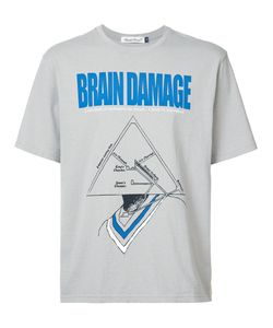 Undercover | Футболка С Принтом Brain Damage