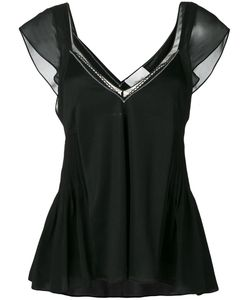 3.1 Phillip Lim | V-Neck Top Size 8