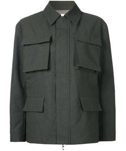 ASTRAET | Cargo Jacket Linen/Flax